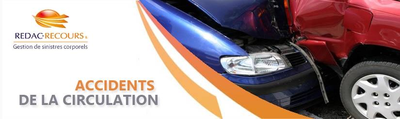 Indemnisation accident circulation