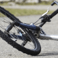 Accident de cyclisme et Loi Badinter